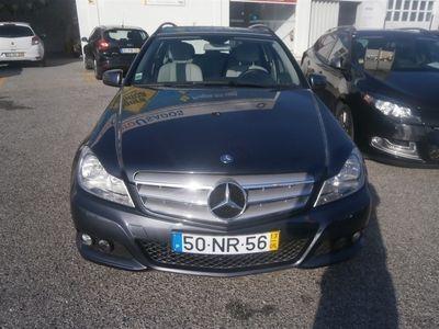 usado Mercedes C220 Classe C StationCDI BE Classic FL (170cv) (5 lug) (5p)