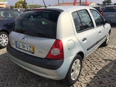usado Renault Clio 1.2 GASOLINA