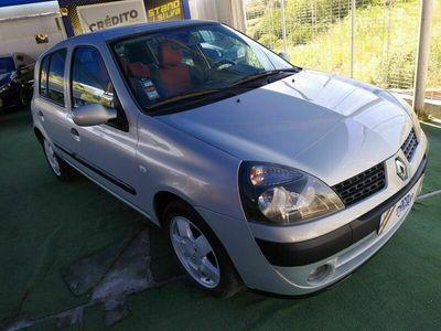 usado Renault Clio 1.2 16V Authentique S
