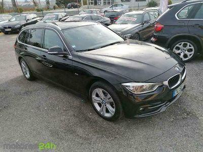 usado BMW 320 Série 3 d Line Sport Auto