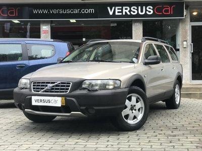 usado Volvo V70 Cross Country