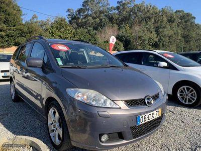brugt Mazda 5 2.0 Exclusive