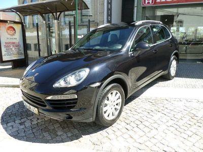 gebraucht Porsche Cayenne 3.0 Diesel Nacional