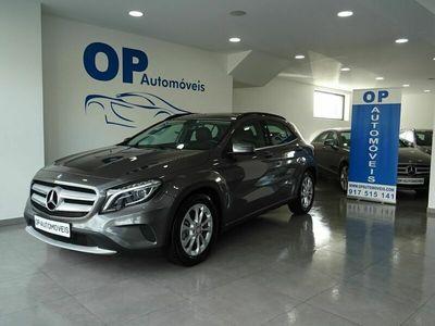 usado Mercedes GLA180 D GPS