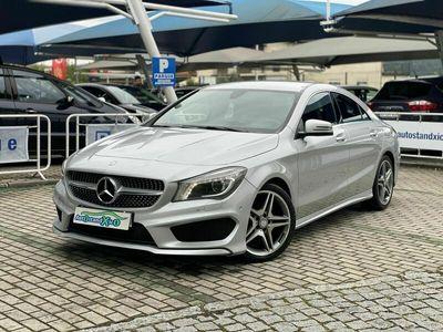 usado Mercedes CLA180 AMG