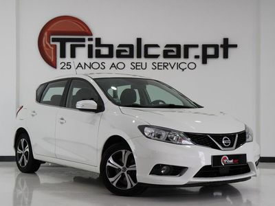 usado Nissan Pulsar 1.5 Dci Visia