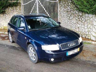 usado Audi A4 1.9TDi 130cv 6veloc