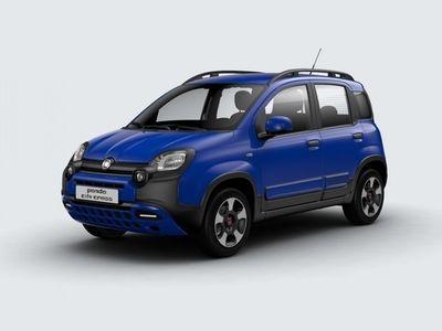 usado Fiat Panda 1.2 8V 69CV CITY CROSSViatura nova