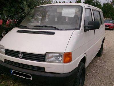 gebraucht VW Transporter 1.9