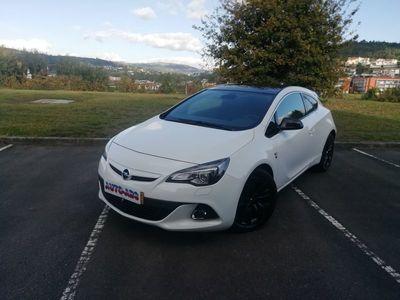 usado Opel Astra GTC 1.6 cdti OPCline