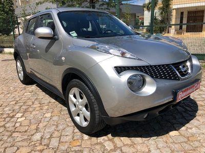 brugt Nissan Juke 1.5 DCI ACCENTA
