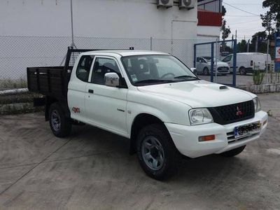 gebraucht Mitsubishi L200 4x4