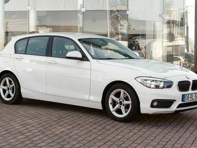 usado BMW 116 d EfficientDynamics