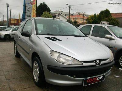 brugt Peugeot 206 1.1 Economico