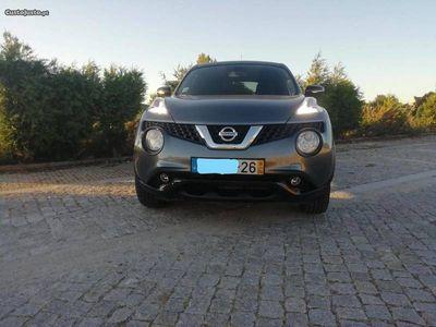 usado Nissan Juke Teckna Sport Black