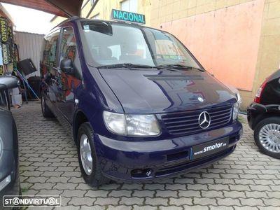 gebraucht Mercedes V220 CDi Ambiente