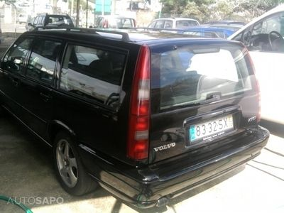 usado Volvo V70 2.5 TD (140cv) (5 lug) (5p)