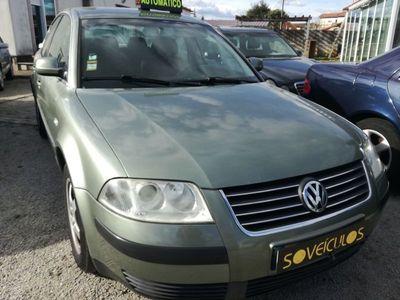usado VW Passat 1.9 tdi 130cv 5lug