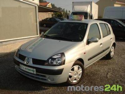usado Renault Clio 1.2 16v EXPRESSION 5 PORTAS