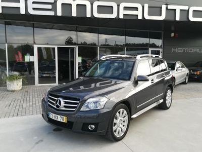 usado Mercedes GLK220 ClasseCDI 4-Matic