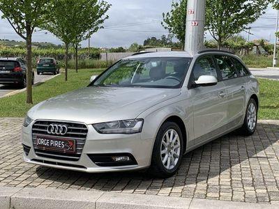 used Audi A4 Avant 2.0 TDI EXECUTIVE PLUS