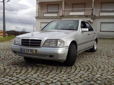 usado Mercedes C200 C 200- 95