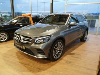 usado Mercedes GLC250 D 4-MATIC AMG NACIONAL