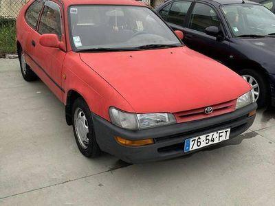 used Toyota Corolla 2.0 starvan