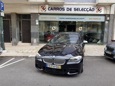 usado BMW M550 d xDrive Auto