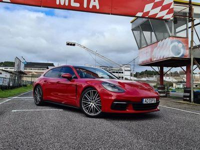 usado Porsche Panamera S E-Hybrid port Turismo 4 E- PLUG-IN