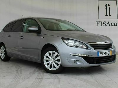 usado Peugeot 308 SW Style HDI