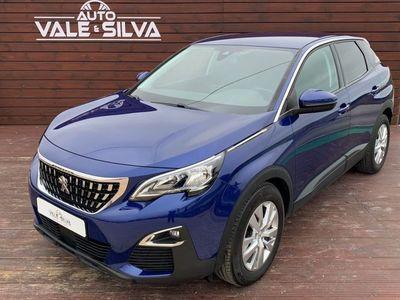 usado Peugeot 3008 1.6 blue HDI 120 cv Active Automático