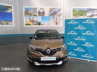 usado Renault Captur Exclusive 1,5 DCI 90 cv