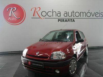 usado Renault Clio ll 1.2i Expression 58cv