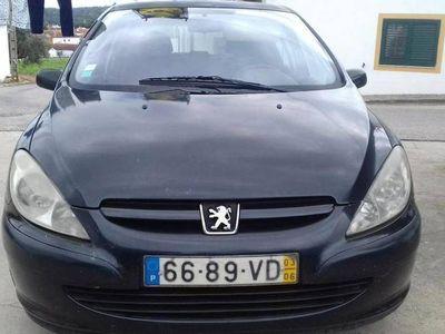 gebraucht Peugeot 307 1.4hdi