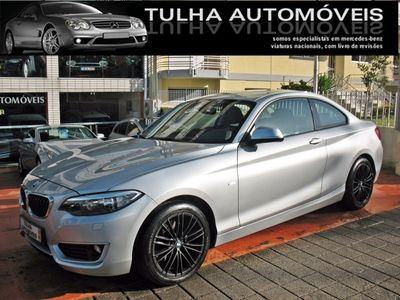 usado BMW 220 Série 2 d Sport Coupé GPS + Xénon