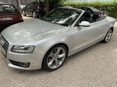 usado Audi A5 Cabriolet 2.0 tdi