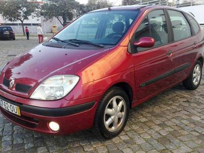 used Renault Scénic 1.4 16V GPL
