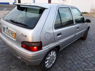 usado Citroën Saxo 1.5 d - 99