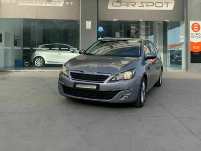 usado Peugeot 308 1.6 BLUEHDI SW STYLE