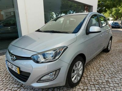 usado Hyundai i20 1.2 - 5 Portas