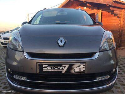 usado Renault Grand Scénic 1.5 Dci Bose edition -