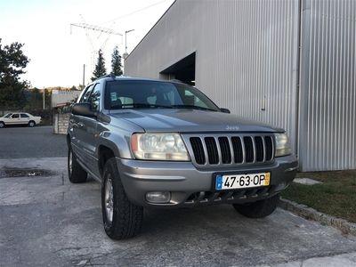 usado Jeep Grand Cherokee 3.1 TD Limited (140cv) (5p)