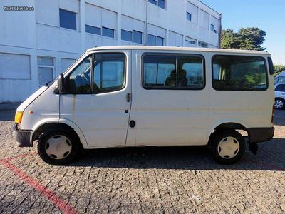 brugt Ford Transit 2.5 lugares