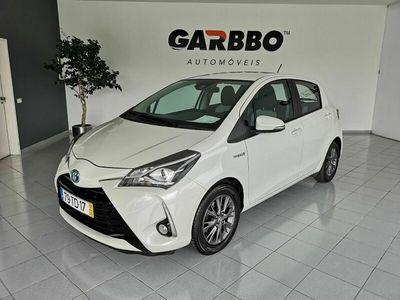 usado Toyota Yaris Comfort + Pack Style