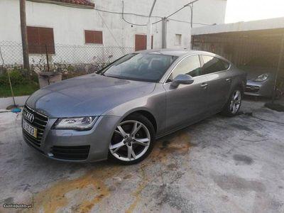 usado Audi A7 245cv 3000tdi
