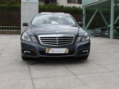 usado Mercedes E250 Avantgarde