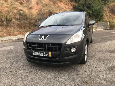 usado Peugeot 3008 1.6 Hdi Allure 110cv