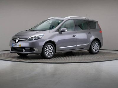 usado Renault Grand Scénic G.Scénic 1.5 dCi Expression SS