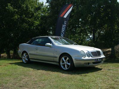 usado Mercedes CLK230 Cabrio Kompressor Avantgarde